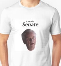 I am the senate - meme Unisex T-Shirt