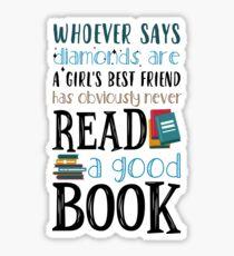 Good Book Sticker