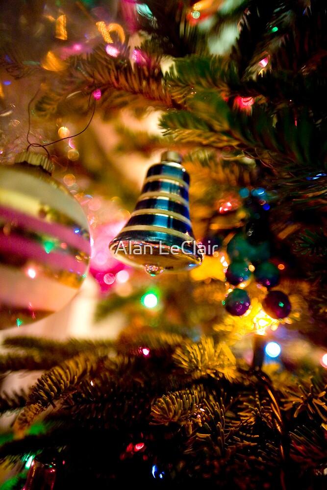 Christmas Ornament 2007 by Alan LeClair