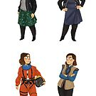 Every Clara Outfit Ever #10 by jobee