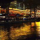 River Night Life by © CK Caldwell IPA