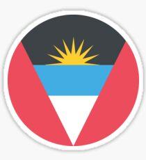 Antigua & Barbuda Sticker
