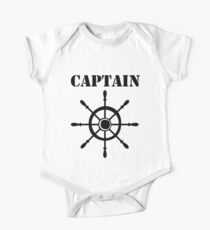 Captain Awesome Tee, Nautical Themed Boat Shirt Boat T Shirt One Piece - Short Sleeve