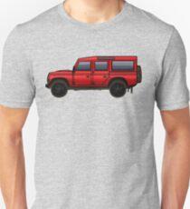 Defender 110 [Red] Unisex T-Shirt