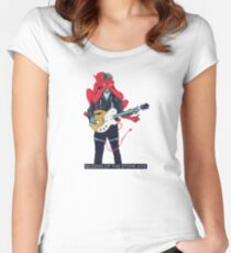 Queens of the Stone Age - Villains Women's Fitted Scoop T-Shirt