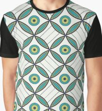 Scandinavian color pattern Graphic T-Shirt