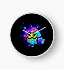 Splatoon Tintenfisch Uhr