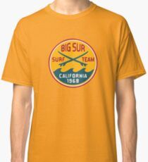 Big Sur Surf Team Classic T-Shirt