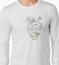 The Poison Heart Long Sleeve T-Shirt
