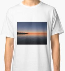 Morning on the Lake Classic T-Shirt