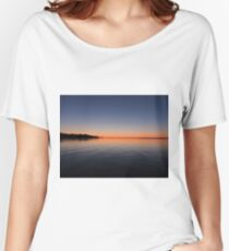 Morning on the Lake Women's Relaxed Fit T-Shirt