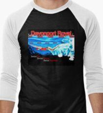 Devonport Royal Men's Baseball ¾ T-Shirt