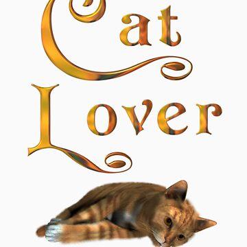 Cat lover by Kallbo