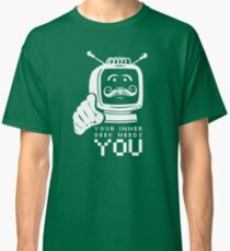 Your Inner Geek Needs You Classic T-Shirt