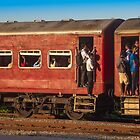 Morning Train by Brendan Buckley