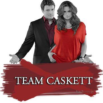Team Caskett by SerePellizzari