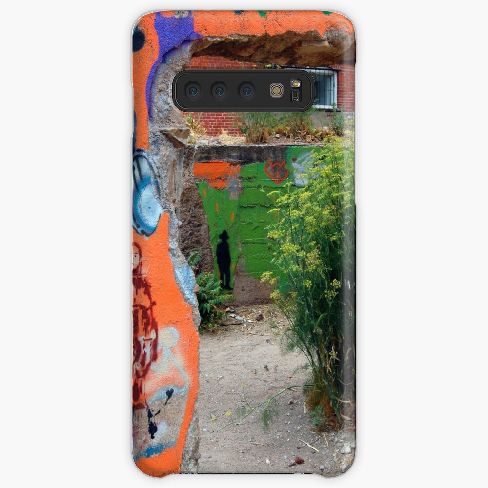 Hole in the Wall Case & Skin for Samsung Galaxy