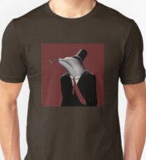 Gentleman? Dolphin? Gentlephin! Unisex T-Shirt