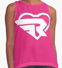 Ribbon Girl logo Contrast Tank