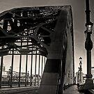Tyne Bridge by Anna Ridley