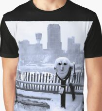 Face of the Falls Graphic T-Shirt