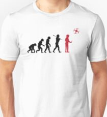 The evolution of drone ! T-Shirt