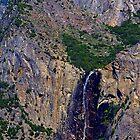 Bridal Veil Falls by Nancy Richard