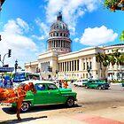 Capitol Building Havana Cuba by Paul Thompson Photography