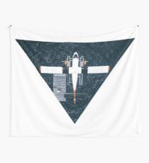 Aircraft, Plane Wall Tapestry