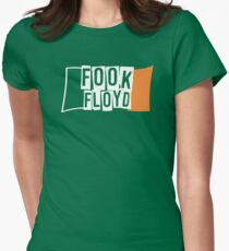 FOOK FLOYD T-Shirt Womens Fitted T-Shirt