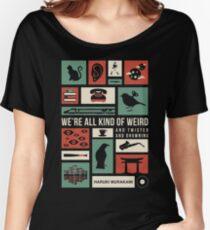 Haruki Murakami Women's Relaxed Fit T-Shirt