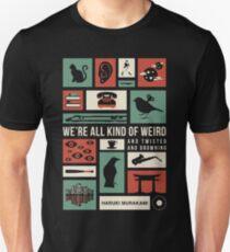 Haruki Murakami Unisex T-Shirt
