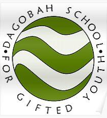 Dagobah School version 2 Poster