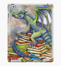 The Bookwyrm's Hoard iPad Case/Skin