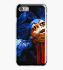 Ello Worm Painting - Labyrinth Movie  iPhone Case/Skin