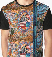 Native Art Graphic T-Shirt