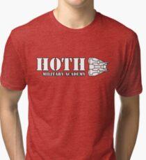 Hoth Academy Tri-blend T-Shirt