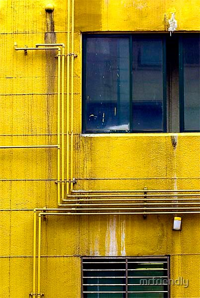 Yellow lines by mrfriendly