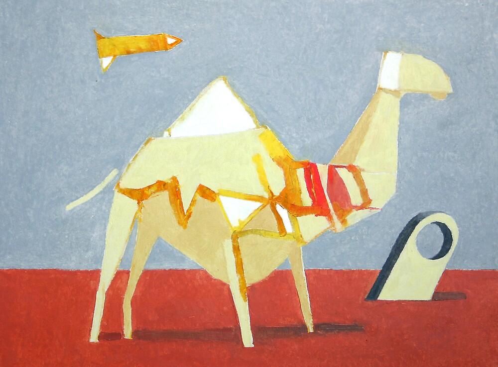 camel 4 by Valeriu Buev