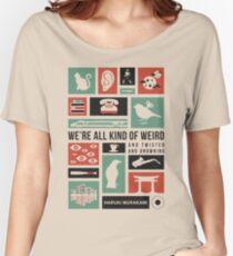 Murakami Women's Relaxed Fit T-Shirt