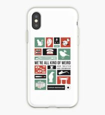 Murakami iPhone Case