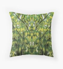 Laburnum Throw Pillow
