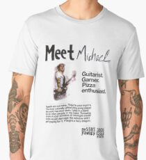 guitar Men's Premium T-Shirt