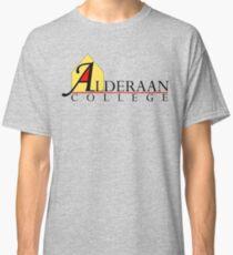 Alderaan College Classic T-Shirt