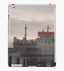 RoRo Cargo Ship TransReel iPad Case/Skin