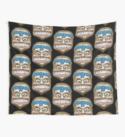 Friends of JeffJag.com - 2011 Edition Wall Tapestry