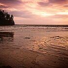 Evening light on North Beach by Yukondick