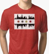 Team Chicago Tri-blend T-Shirt