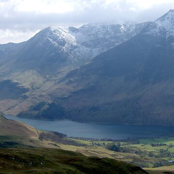 Buttermere by GHewstone