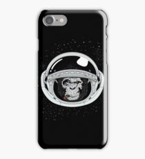 Space Ape Black and White iPhone Case/Skin